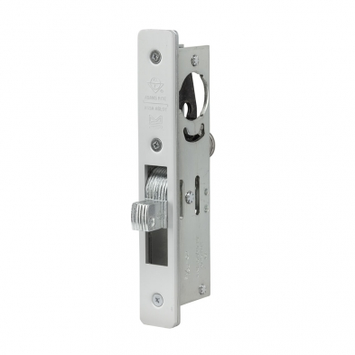 "AD/1830-02-628 Adams Rite 1830-02 Bottom Rail Deadlock, 32/32"" Backset"