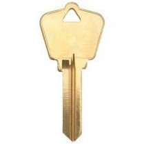 AR/L671N-NS Arrow Lock K671N Key Blank N Keyway 6 Pin