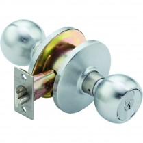 Best Lock Entry Knob Lock (less core)