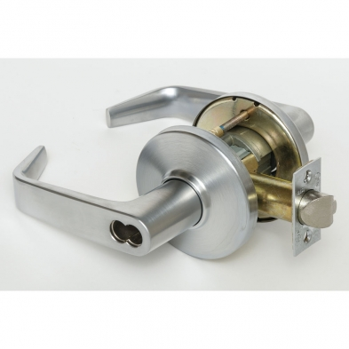 Best Lock 9K37IN15DS3626 Intruder Cylindrical Lock less core