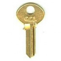 CC/8658JVL CCL Security Key Blank *
