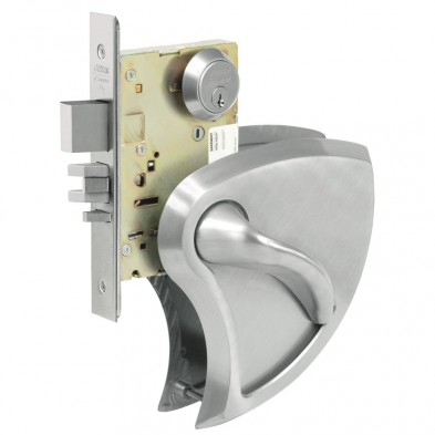 Corbin Russwin Behavioral Health Lock Series with BHSS Trim - Variant Product