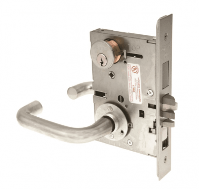 Corbin Russwin ML2067-LWA-626 Apartment Mortise Lock