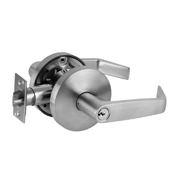 Falcon W511PD-D-605 Entry/Office Lock, Dane Lever