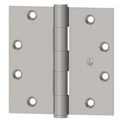 Hager 1279 5 Knuckle, Plain/Ball Bearing, Standard Weight Hinges