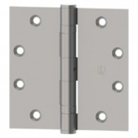 "Hager BB1191 5 Knuckle Standard Weight 4.5""x4.5"" NRP Hinge"