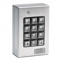 IE/212SE I.E.I. Weatherproof Keypad, Surface Mount