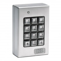 IE/232SE I.E.I. Keypad System, Surface Mount, Weatherproof