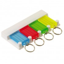 Lucky Line Key Tag Racks