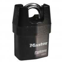 Master Lock 6320 Pro-Series Wide Shrouded Rekeyable Pin Tumbler Padlock