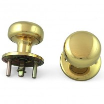 "MK/K22-3 Marks USA Ext/Int Knob/Rose Kit, 1"" through 1-3/4"" Door"