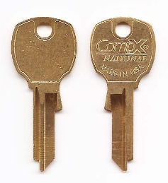 CompX National D4301 Key Blank for 4def7 /& 4def8 for sale online