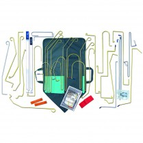 PT/AKLM00 Pro-Lok 33 Piece Late Model Car Opening Tool Kit