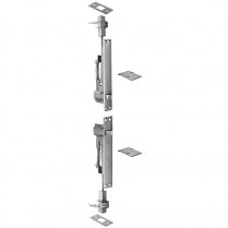 RO/2842-26D Rockwood 2842-US26D Automatic Flush Bolt Set