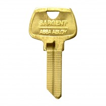 SA/265U Sargent 265 Key Blank U Keyway 5 Pin