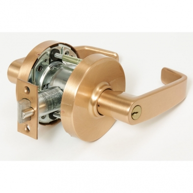 SA/28-10G05-LL-10 Sargent 28-10G05-LL-10 Entry/Office, Cylindrical Lever Lock