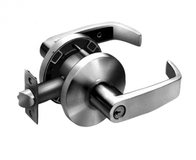 Sargent 28-65U65-KL-10B Privacy, Cylindrical Lever Lock