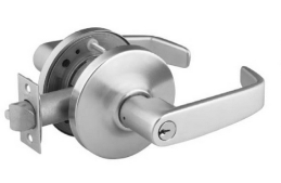 Sargent 2870-10G37-LL-26D Classroom, Cylindrical Lever Lock
