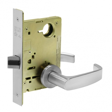 SA/8215-LNL-26D Sargent 8215-LNL-26D Passage or Closet Mortise Lock