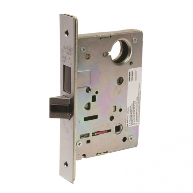 SA/BP-8225-26D Sargent BP-8225-26D Dormitory Mortise Lock, Lock Body Only