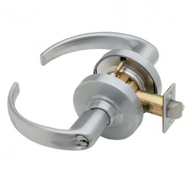 SC/ALX53B-SPA-626 Schlage ALX53B-SPA-626 Sparta Entry Satin Chrome Lever