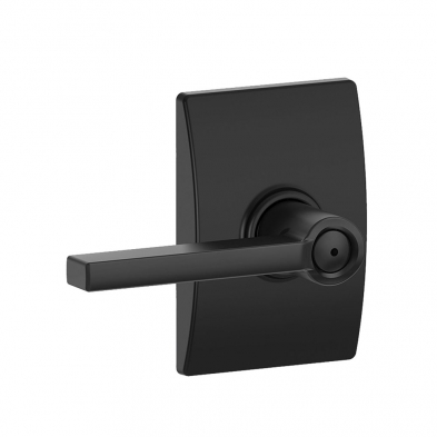 Schlage F40-LAT-622-CEN Privacy Lock