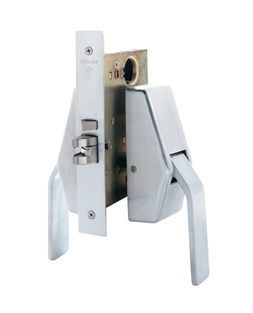 Schlage HL6-9070-626 Push/Pull Mortise Lock