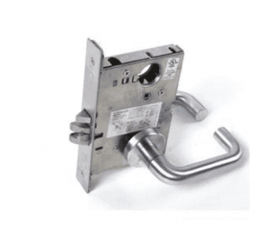 Schlage L9056L-02A-626 Office Mortise Lock