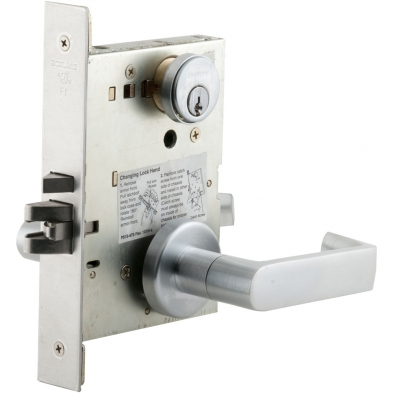 Schlage L9091LB Electrified Mortise Lock Body