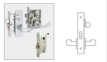 Schlage L9092EUBD-06A-626-RX Electrified Mortise Lock