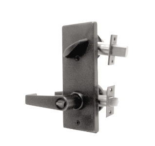 Schlage S251PD-SAT-613 Interconnected Entrance Lock
