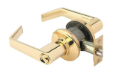 Schlage S51PD-NEP-605 Tubular Lever Lock, Entrance