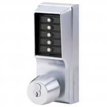 Kaba Access Simplex 1000 Series Mechanical Pushbutton Knob Lock