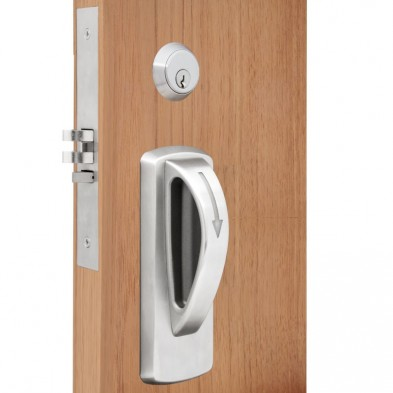 Town Steel ADA-5 Point Anti-Ligature Arched Mortise Lock Series
