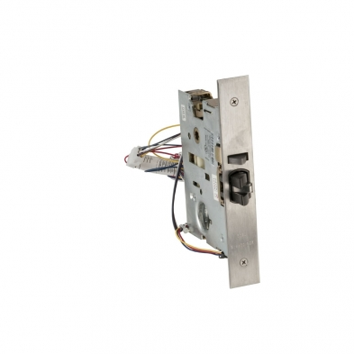Von Duprin E7500-24V-US32D-FSE Electrified Mortise Lock