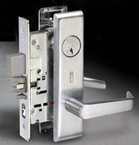 Yale 8822FL-626 Lever Mortise Lock Body, Dormitory