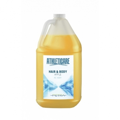 AC400Y Athleticare Yellow Hair & Body Combo - 4 Gal/Cse!