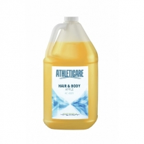 AC400Y Athleticare Yellow Hair & Body Combo - 4 Gal/Cse