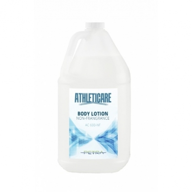AC600-NF Athleticare Non Fragrance Body Lotion - 4 Gal/Cse