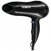 MC1070 Conair 248RNC 1875W Hair Dryer - Black