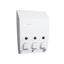 MC2003-A DISPENSER III - WHITE (lockable)