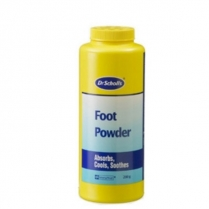 MC6019 SCHOLL'S ODOUR DESTROYER FOOT POWDER, 12/CASE