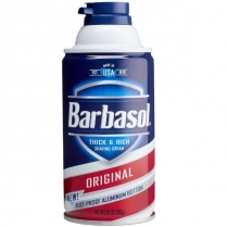 MC6029 Barbasol Original Shave Cream - 12/Cse