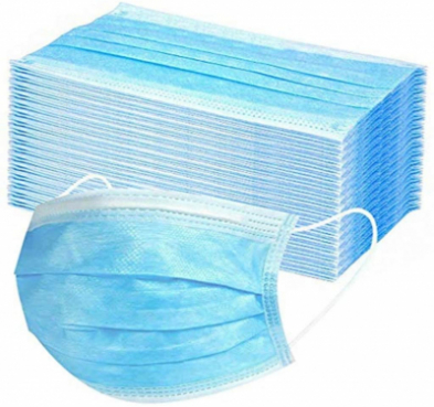 MC8008 Disposable Mask | 3 Layer | 50 per pack