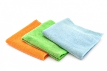 16 x 16 PREMIUM MICROFIBER TOWEL - 40 GRAMS | 200 Towels Per Case