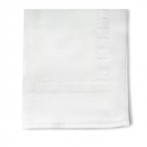 TWGS20X30 20x30 WHITE GOLDEN SQUARE BATH MAT (10dz)