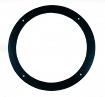 "R05-PTGASK12N GASKET:NEOPRENE;FOR 12"" POLYPRO & PVC PORTS"