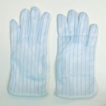 R13-KMSG41 ANTI STATIC GLOVE: SILICONE PALM SZ MED