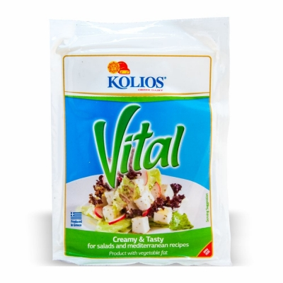 10-146-2 VITAL GREEK CHEESE 12/1 LB