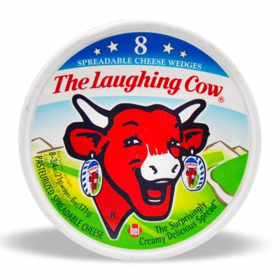 10-360-2 LAUGHING COW           12/6 OZ